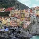 Italy Cinque Terra Manarola