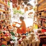 Tan Chau market