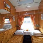 Trans Sib Classic cabin