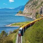 Trans Sib Lake Baikal