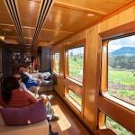 Tren Crucero lounge