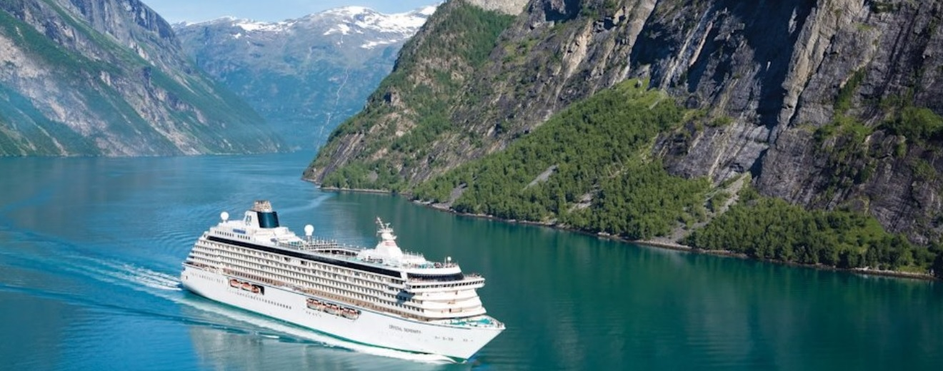 Norway – cruise into the midnight sun