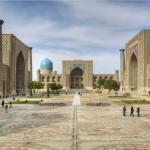 Samarqand Registan square
