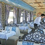 Silk road dining