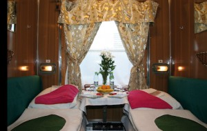 Trans Siberia classic beds