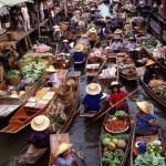 Myanmar Inle lake market