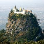 Myanmar Mt Popa