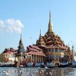 Myanmar Phaung Daw Oo Pagoda