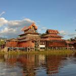 Myanmar monastery