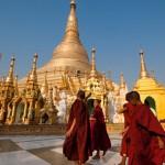 Myanmar sule pagoda