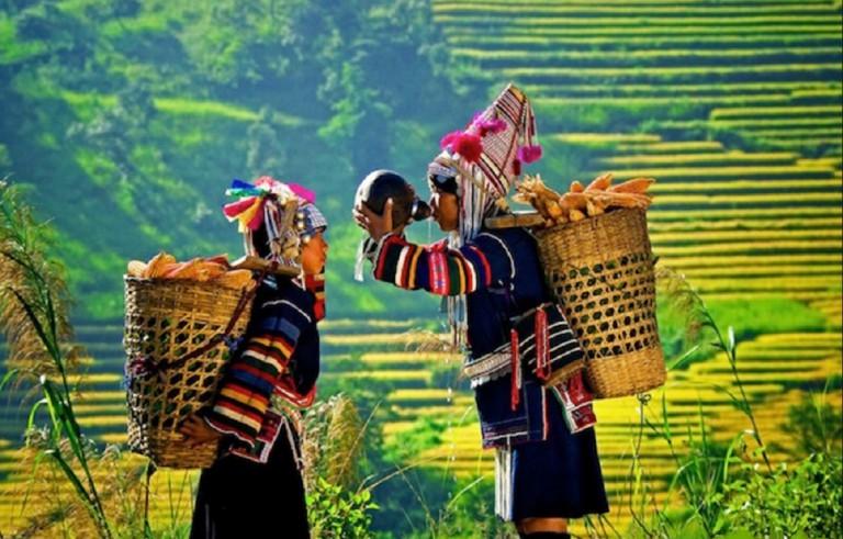 Myanmar minorities