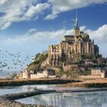 LISLON Mont st Michel