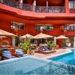 Morocco marrakech hotel